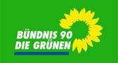 Logo Bündnis 90, die Grünen in Osterholz